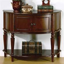 small half moon foyer table trgn 3cd6d72521 in round entryway decor 8