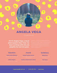 Customize 40 Resume Templates Online Canva Fascinating Resume Background