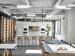 cool office stuff. Exellent Stuff Design Cool Office Stuff Oak Table Cafeteria The 54  Best CAFE Spaces Images On Pinterest  Cubicles Intended