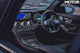 The starting price is $60,495, which is $2,500 more than the outgoing 2019 model. Mercedes Amg Glc43 Coupe 2020 Review