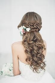 half up half down hairstyles wedding. half up down wedding hairstyles art4studio-18r h