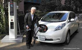 Japan Has More Electric Car Charging Stations Than Gas Stations