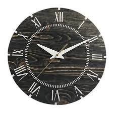 Mazeen <b>Natural</b> Wood <b>Laser Cut</b> Wooden Clock, Shape: <b>Round</b>, Rs ...