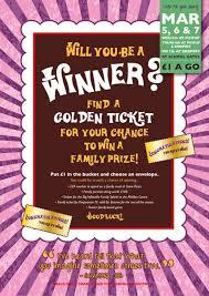 Prize Draw Tickets Golden Ticket Draw Poster Entertaining Pinterest Pta