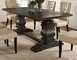 Dining Table Columns