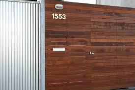 sheet metal fence galvanized corrugated sheet metal fence with charming lacquered wooden fence design sheet metal fence panel suppliers