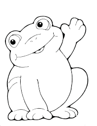 Printable Frog Pictures Frog Printable Coloring Pages Toad And Page