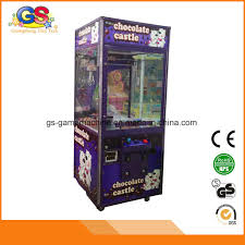Claw Vending Machine Amazing China Arcade Rubik′s Cube Toy Crane Claw Machine For Sale Malaysia