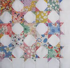 two blocks, one plain, one with triangle corners. this is a tiny ... & Scrappy-Snowball-Doll-Quilt-Top -- two blocks, one plain, one with triangle  corners. Adamdwight.com