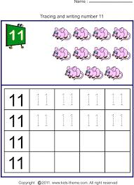 writing number 11. | Homeschool | Pinterest | Writing numbers ...
