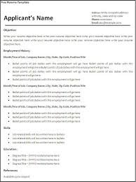 new cv format in ms word download cv template word 2007 free fill in resume forms resume templates microsoft office