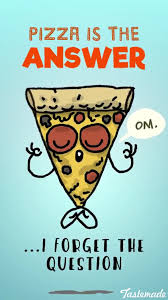 Funny Pizza Quotes