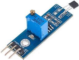 <b>LM393 3144 Hall</b> Sensor Module - Blue: Amazon.co.uk: DIY & Tools