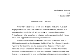 was world war inevitable a level history marked by teachers com document image preview