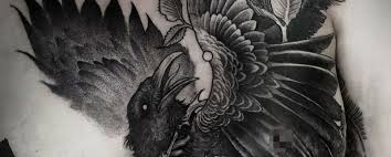 14 Crow Tattoo Designs That Will Inspire You To Be True To Yourself