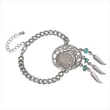 Dream Catcher Bracelet Amazon Amazon Buffalo Nickel Dream Catcher Bracelet Home Kitchen 18