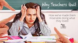 why teachers quit the best schools why teachers quit