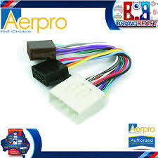 car audio video wire harnesses for subaru for aerpro app090 primary iso harness suit subaru impreza forester liberty outback
