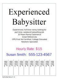 Babysitting Jobs For Highschool Students One Time Babysitting Jobs Under Fontanacountryinn Com