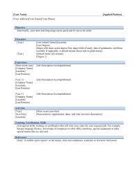Student Resume Builder 20 Free Student Resume Builder Free For