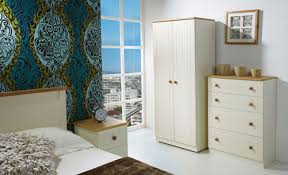 Magnificent Bedroom Furniture White And Oak Intended Warwick By Welcome  Delivered