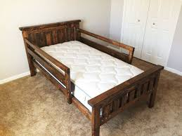 farmhouse twin bed. Brilliant Farmhouse DIY 24 Farmhouse Bed In Twin D