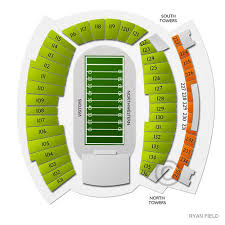Ryan Field Seating Chart Ryan Field 2019 Seating Chart