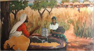 Image result for A Samaritan woman came to draw water