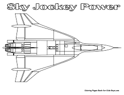 jets coloring pages 7 11499