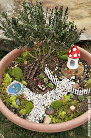 fairy gardens. Perfect Gardens DIY Fairy Garden Ideas  Fairy Garden Ideas Landscaping On Gardens R