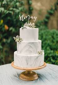 Simple Modern Wedding Cake Emmalovesweddings