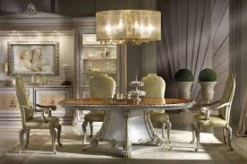 Italian Dining Room Tables High End Dining Room Furniture Home Design