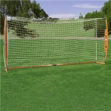 Bownet 7u0027x14u0027 Portable Soccer Goals  Soccer Equipment And GearSoccer Goals Backyard