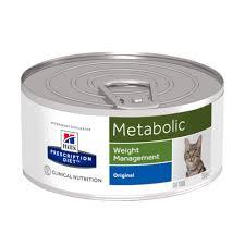 <b>Влажный диетический корм Hill's</b> Prescription Diet Metabolic для ...