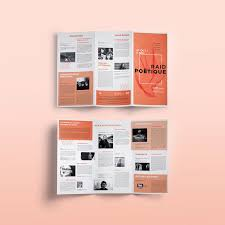 make tri fold brochures 20 professional trifold brochure templates tips examples