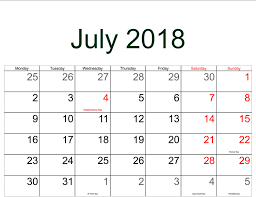 The Ideal Example On The Printable Fillable Calendar January 2018