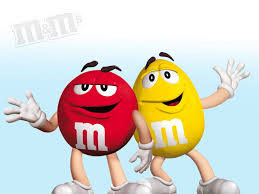 red and yellow m m ilration hd