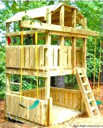 backyard fort kits backyard fort kit pt building s a simple plans architectures plural meaning outdoor wooden backyard fort