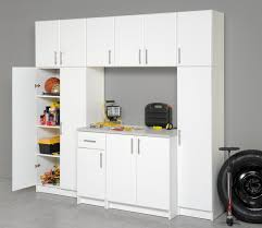 Storage Pantry Cabinet Furniture White Storage Cabinet With Doors And Drawer Added In The