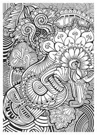 Small Picture Zentangle Coloring Pages Free wwwallegiancewarscom www