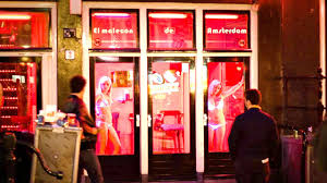 Red Light District Rotterdam Red Light District Amsterdam The Netherlands Welcomes Trump
