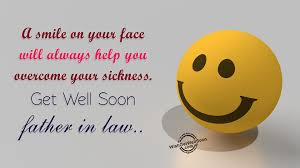 Get Well Quotes Delectable Get Well Soon Wishes For Father In Law Pictures Images
