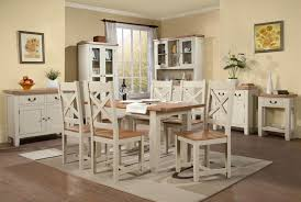 home decorative painted oak dining table and chairs 27 dorchester 20room 20set pretty painted oak dining