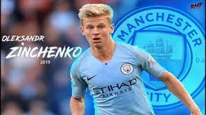 Oleksandr Zinchenko 2019 Skills/Goals/Assists |