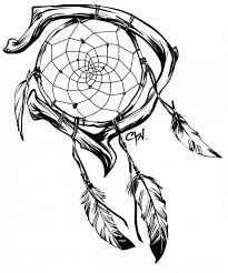 Aztec Dream Catcher Tattoo Black Ink Lovely Nice Tribal Dream Catcher Tattoo Sample Truetattoos 35