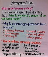 best b c i taught persuasive essays images persuasive writing anchor chart