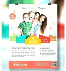 Education Brochure Templates Free Photography Flyer Template Best Of Educational Brochure