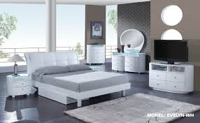 exciting way to design beautiful bedroom using tufted bedroom furniture fancy bedroom decoration with white
