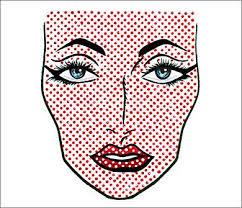 pop art makeup tutorial funny pop art and make up