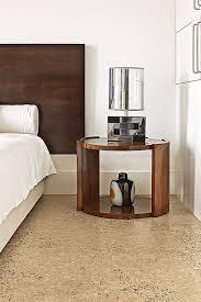 cork flooring bedroom. Interesting Flooring Textured Warm Cork Floors For A Modern Bedroom On Cork Flooring Bedroom M